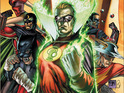 James Robinson is working on a new Justice Society project for DC Comics.