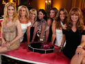 Many of the stars of Bravo's Real Housewives reality series will appear together for a live tour.