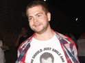 Jack Osbourne is seen out at an event with rumored girlfriend Sarah McNeilly.