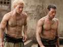 Spartacus creator Steven S. DeKnight defends the show's use of curse words.
