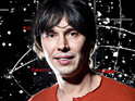 Professor Brian Cox criticises the BBC's decision to turn down the music on Wonders of the Universe.