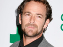 Beverly Hills, 90201 stars Luke Perry and Jason Priestley develop a TV movie together.