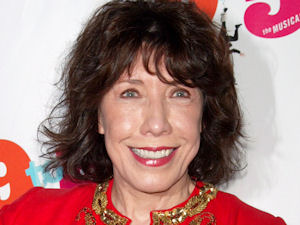 Lily Tomlin attending the opening night of the new Broadway musical 'Nine to Five'