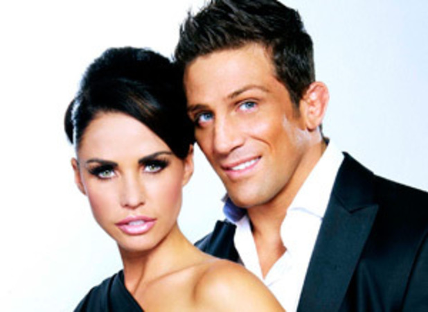 Katie Price and Alex Reid from 'Katie & Alex: For Better For Worse'