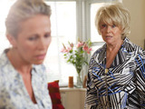 Lisa says the only thing keeping her strong was knowing Peggy would look after Louise.