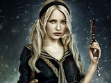 Emily Browning as Babydoll in Sucker Punch