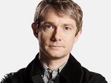 Dr John Watson in Sherlock
