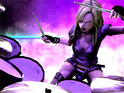 We check out the new keyboard and Pro instrument options offered in Harmonix's Rock Band 3.