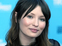 Emily Browning reveals that a love scene between herself and Jon Hamm was cut from Sucker Punch.