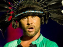 Jamiroquai cancel a show in Lyon, France after the death of one of their stagehands.
