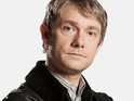 Martin Freeman reveals all about the second series of Sherlock.