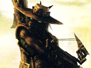 Oddworld Stranger&#39;s Wrath