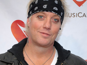 Warrant frontman Jani Lane