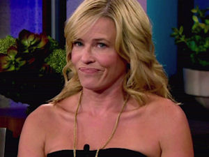 Chelsea Handler making a guest appearance on 'The Tonight Show With Jay Leno'