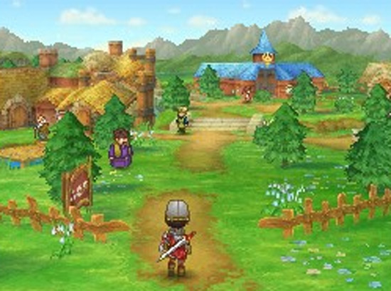 Gaming Review: Dragon Quest IX: Sentinels Of The Starry Skies