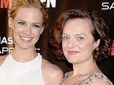 January Jones, Elizabeth Moss