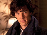 Sherlock Holmes in Sherlock: S01E01: A Study in Pink