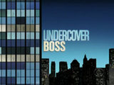 Undercover Boss title