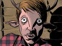 Jeff Lemire talks to DS about his new exclusive contract with DC Comics.