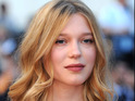 Robin Hood star Lea Seydoux is named as a potential lead for The Girl With The Dragon Tattoo.