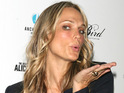 Molly Sims and Scott Stuber tie the knot at a ceremony in California.