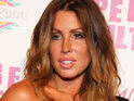 Rachel Uchitel and boyfriend Matt Hahn tie the knot in Clark County, Nevada.