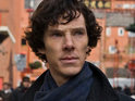 Benedict Cumberbatch reveals all about the second series of Sherlock.