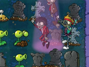 Plants Vs Zombies Michael Jackson