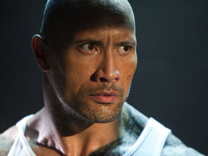 Dwayne Johnson in 'Faster'