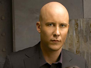 Michael Rosenbaum as Lex Luthor