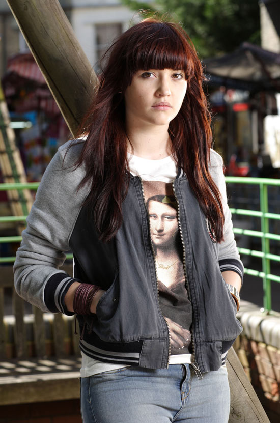 Lauren Branning from EastEnders