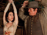 Megan Fox and Josh Brolin in Jonah Hex