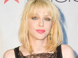 Courtney Love attending Russell Simmons's Fall 2010 'ARGYLECULTURE' Menswear Presentation in New York City