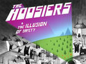 The Hoosiers admit that they struggled with writers' block when working on their new album.