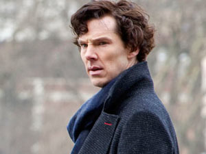 Sherlock Holmes in Sherlock: S01E03: The Great Game