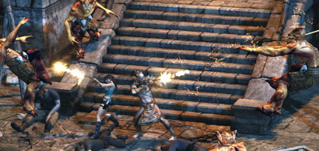 Gaming Review: Lara Croft And The Guardian Of Light