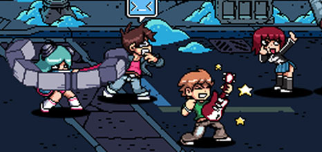 Gaming Review: Scott Pilgrim Vs The World