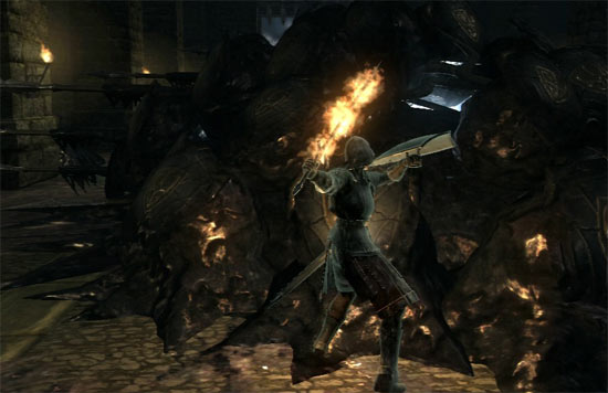 Gaming Review: Demon's Souls
