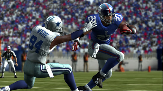 Gaming Review: Madden NFL 11