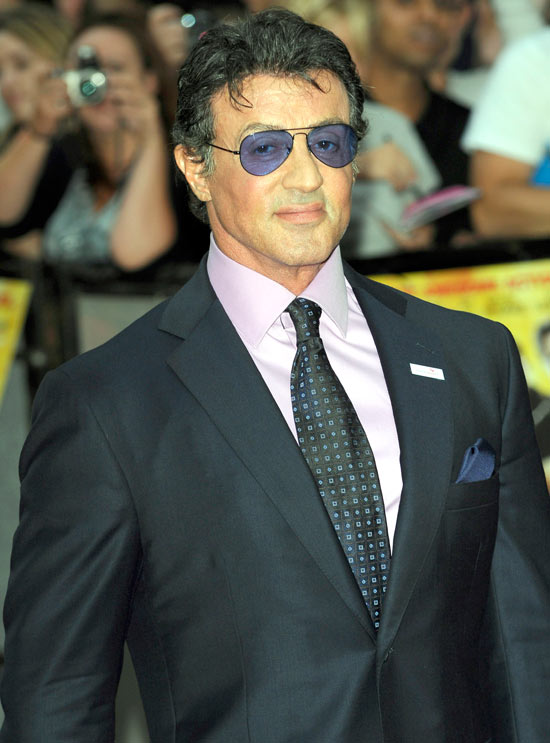 The Expendables UK Premiere