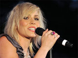 Natasha Bedingfield in concert for 'The Summer Concert Series' in California