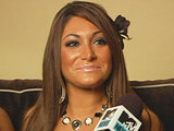 Deena Nicole Cortese from Jersey Shore