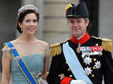 Crown Prin Frederik of Denmark and Crown Princess Mary of Denmark