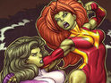 Harrison Wilcox talks about his new She-Hulks series and its two main characters.