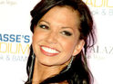Melissa Rycroft reveals her baby's gender during a TV appearance.