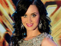 Katy Perry says that her music sometimes clashes with her family's religious convictions.