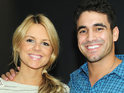 Ali Fedotowsky says that she and Roberto Martinez never talk about not making it as a couple.
