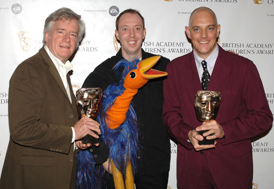 Emu at the BAFTAs