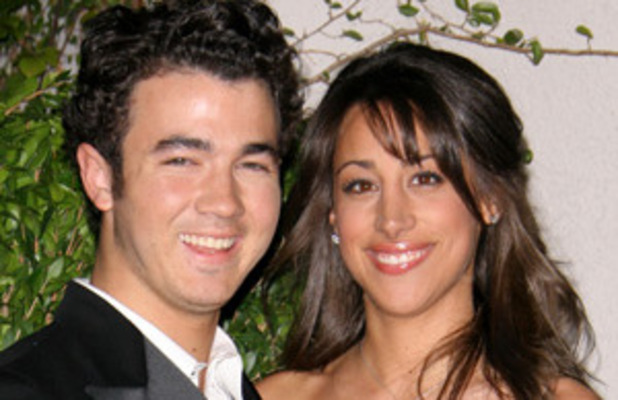 Kevin Jonas and wife Danielle Deleasa