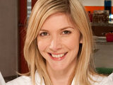 Celebrity MasterChef contestant Lisa Faulkner